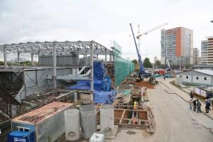 Строители метро попались на хищении, совершенном в 2007 году