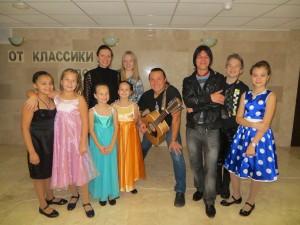 В Филимонковском состоялась музыкальная гостиная