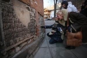 Жители Щербинки посетили выездную краеведческую лекцию в селе Захарьино