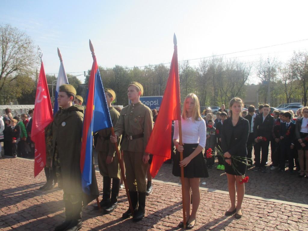 Школьники Щапово приняли участие в конференции школьных музеев