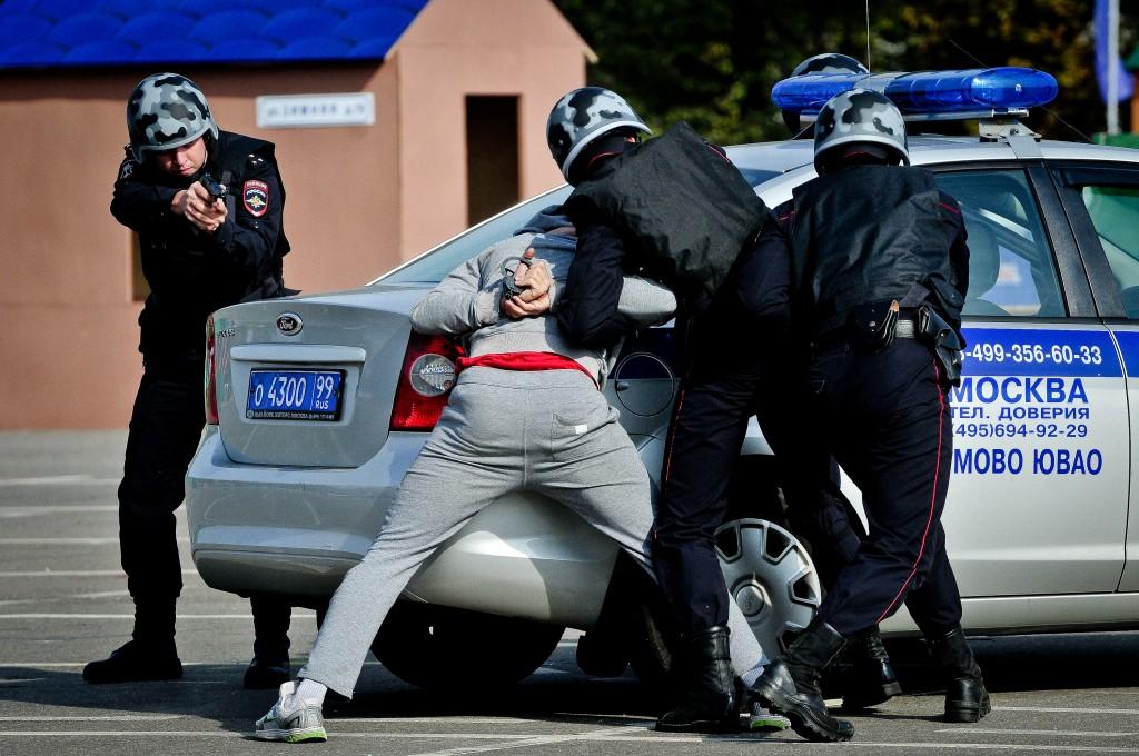 Уроженец Оренбургской области задержан в Новой Москве при попытке кражи арматуры. Фото: архив