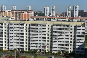 12 Августа 2015 Мэр Москвы Сергей Собянин осмотрел начальную школу (СОШ №2031)
