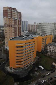 12 ноября 2014 Мэр Москвы Сергей Собянин осмотрел строящиеся здания взрослой и детской поликлиник в раоне Левобережный САО.