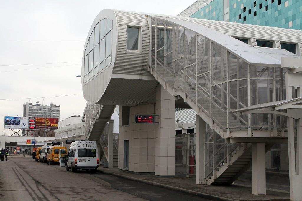 В Московском появится транспортно-пересадочный узел