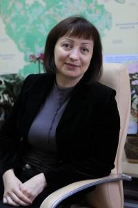 Начальник Управления образования по ТиНАО Елена Бондаренко.