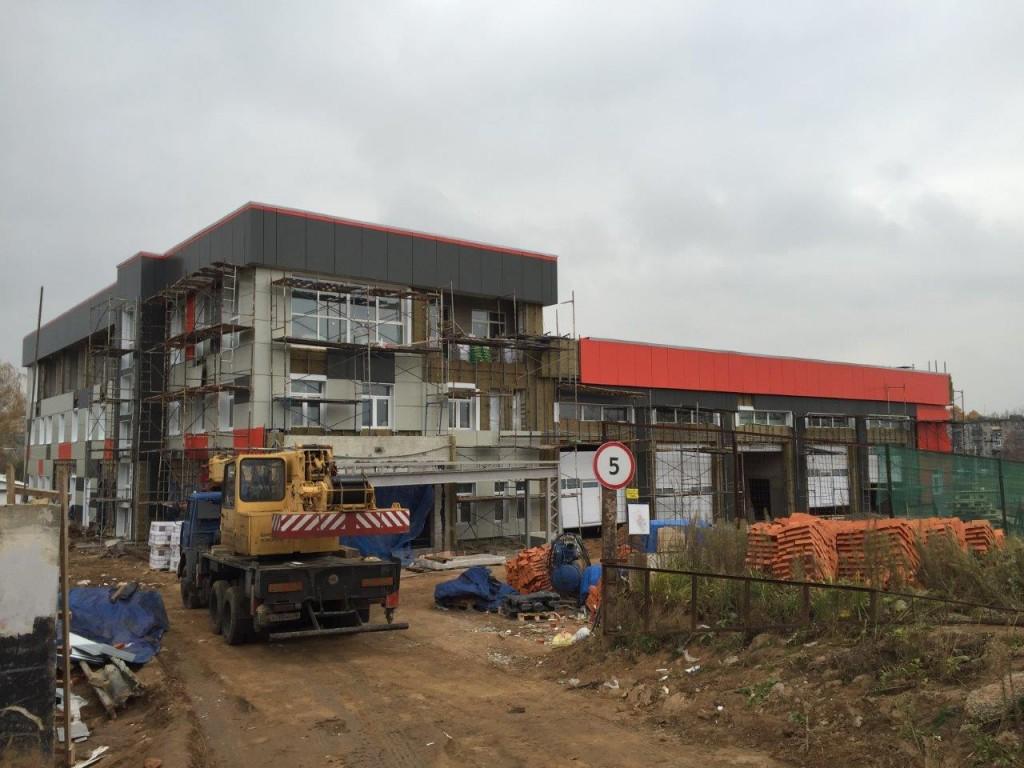 Новая трансформаторная подстанция обеспечит пожарное депо в Михайлово-Ярцевском