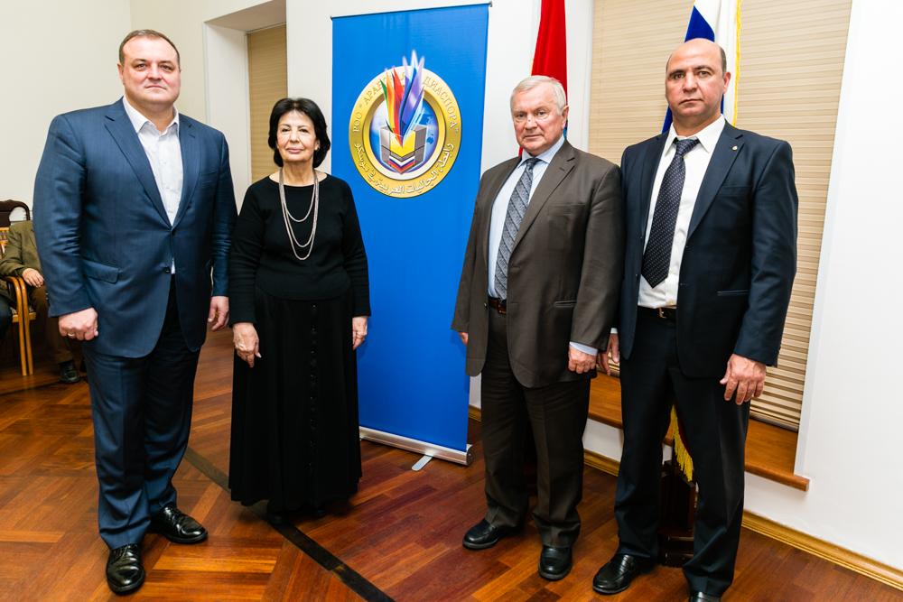 Столичное отделение Императорского православного палестинского общества и «Арабская диаспора» решили сотрудничать
