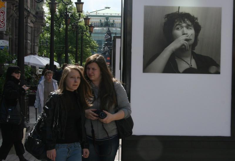 Появилась возможность сделать селфи с исторической личностью на улицах Москвы