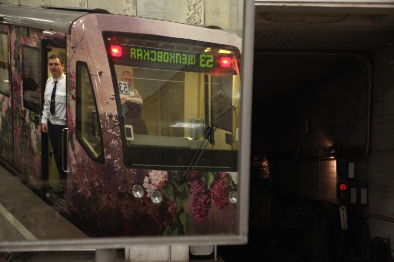 В Московском метро отметят 170-летие Русского географического общества