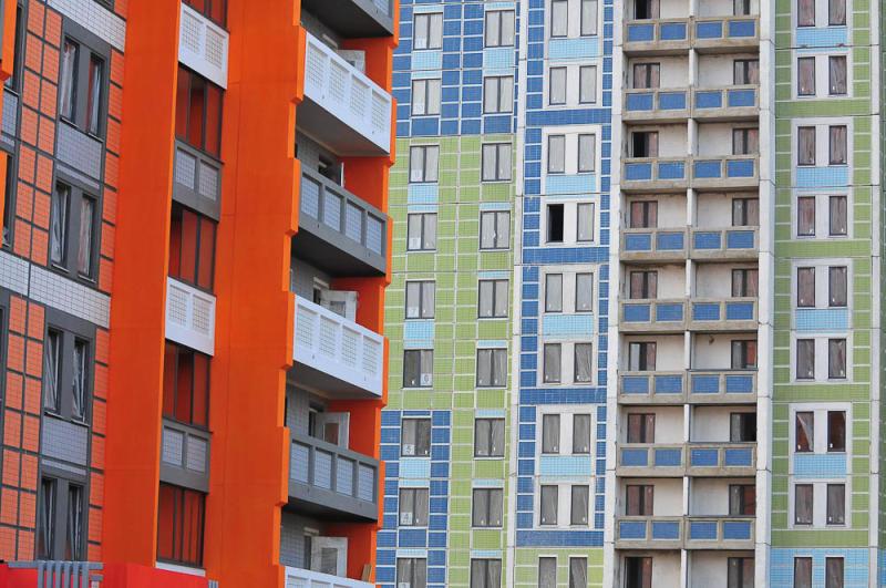 В Новой Москве введено в строй 1,8 миллиона «квадратов» за 2015 год