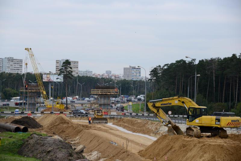 Инвестор из Франции планирует построить дорогу в Новой Москве
