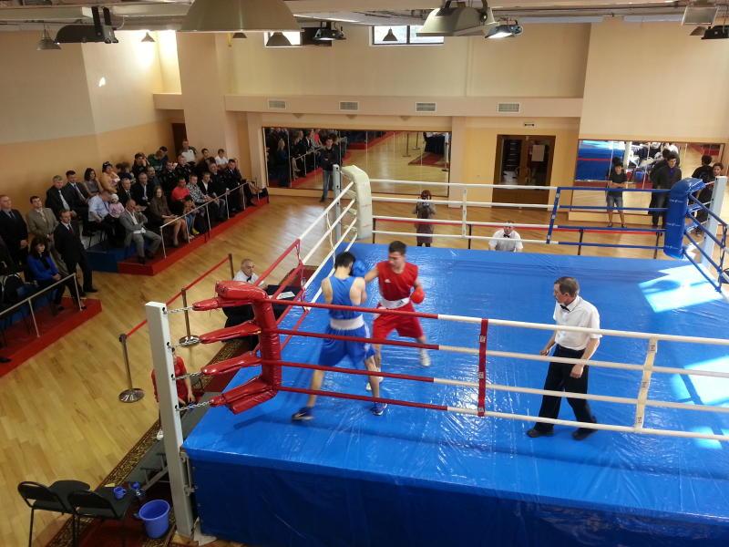 Боксеры Щербинки заняли призовые места в турнире Москвы