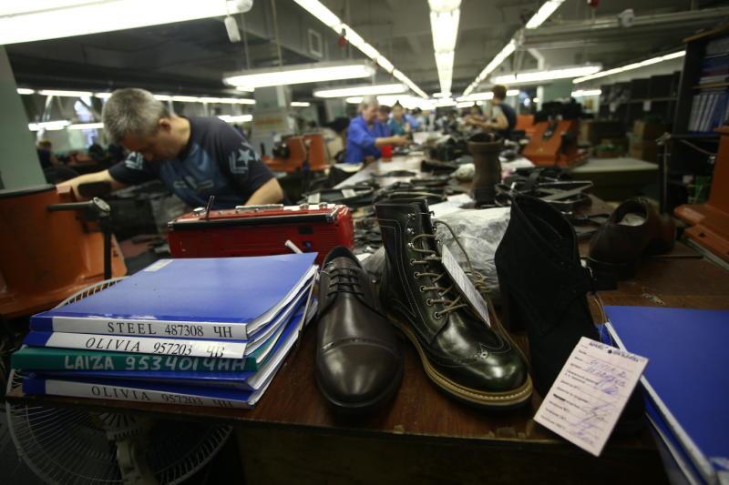 Информацию о магазинах обуви разместили на Портале открытых данных