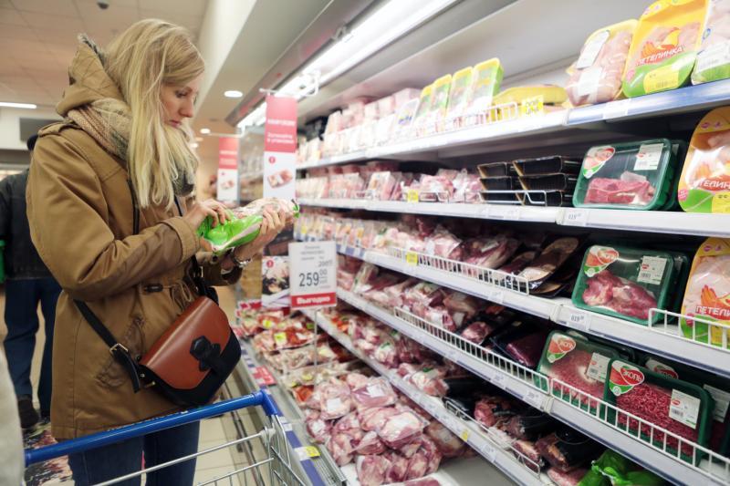 Продовольственную помощь получат порядка 320 тысяч москвичей