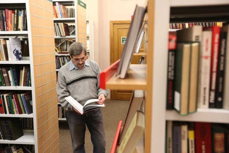 Состоялась юбилейная встреча издателей и библиотекарей