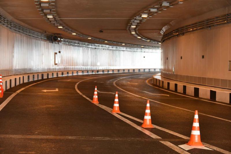 Восемь тоннелей столицы оснастят системами безопасности