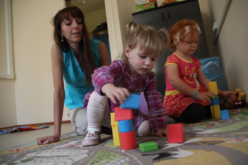 Открыт набор молодых мам на обучение востребованным профессиям
