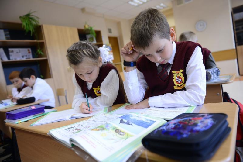 Уроки «От Руси к России» пройдут в школах новых округов