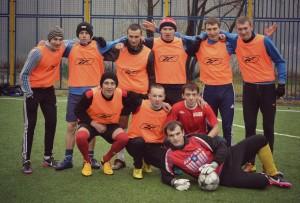 Футболисты Кокошкино одержали победу над
