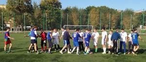 Футболисты Михайлово-Ярцевского поедут на окружные соревнования