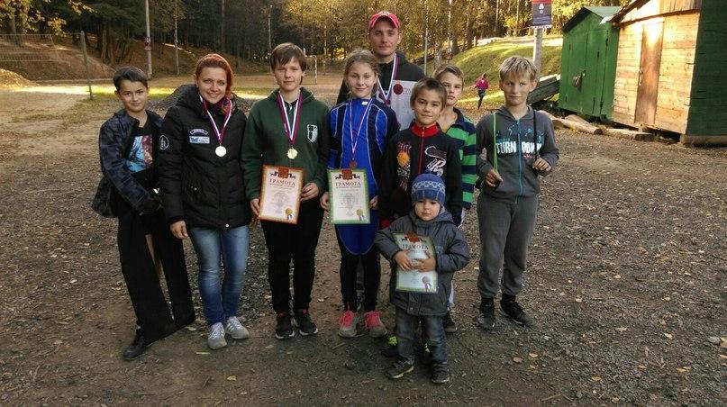 Многоборцы из Щаповского заняли почетное место в окружных соревнованиях