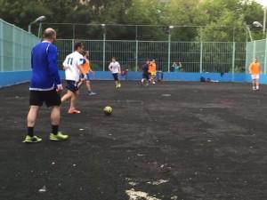 В Кокошкино пройдет стыковый футбольный матч