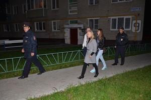 Молодежная палата Михайлово-Ярцевского позаботится о безопасности