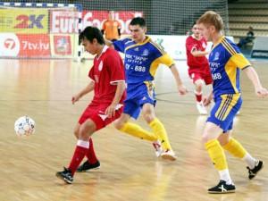 Филимонковская сборная по мини футболу отправится на турнир в Севастополь