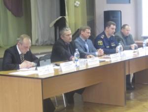 В Марушкинском обсудили антитеррористические меры