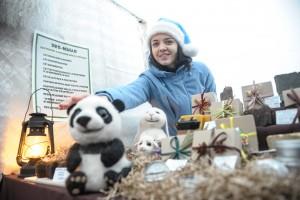 Ярмарка подарков и вкусной еды «МИР» в Музеоне