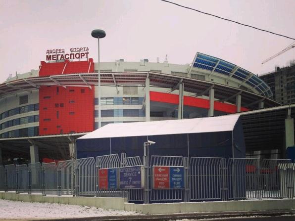 Стадион и оздоровительный комплекс - к концу 2015 года