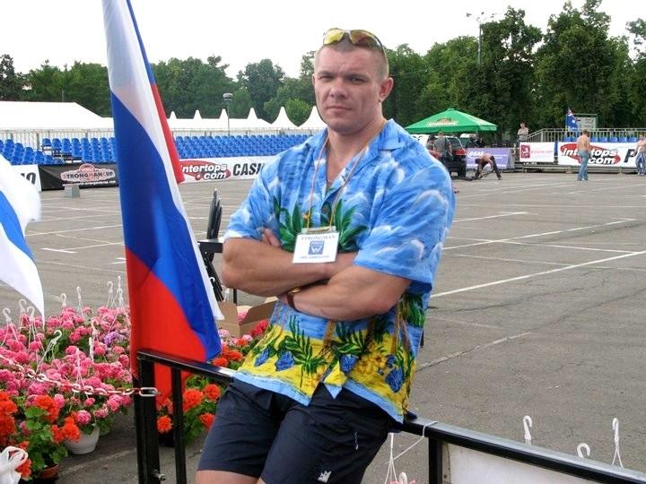 Сергей Голубев отказался от кроличьей лапки