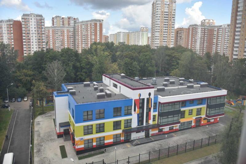 Подъездную дорогу построят к новому детскому саду в Краснопахорском