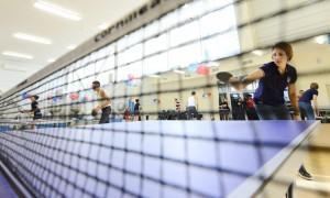 Пожилые спортсмены Новой Москвы посоревнуются в настольном теннисе