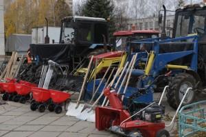 В Московском проверили готовность техники к зиме