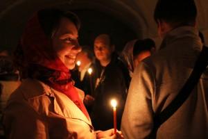 Жители Московского насладились духовной музыкой