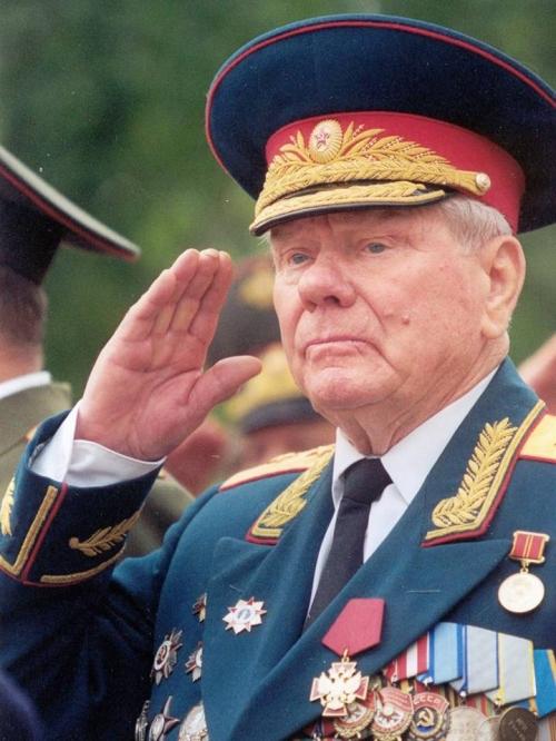 Председатель Совета ветеранов МЧС отметил юбилей