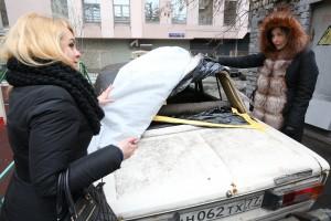 В Первомайском за последний месяц нашли семь брошенных машин