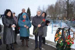 Жители Роговского почтили память погибших в Афганистане