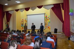 Марушкинским старшеклассниками напомнили об угрозе терроризма