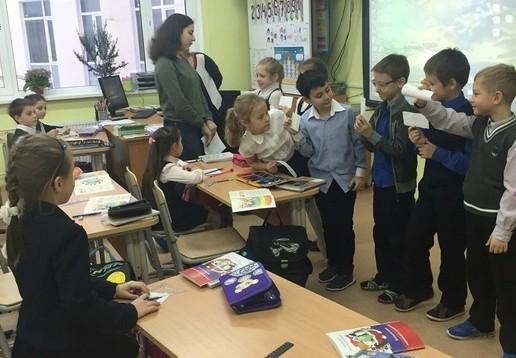 Детям Московского начали рассказывать о правах и обязанностях