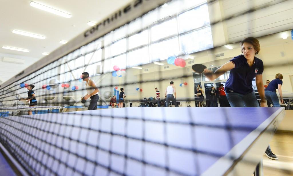 Спортсмены Новой Москвы поедут на окружные отборочные соревнования по настольному теннису