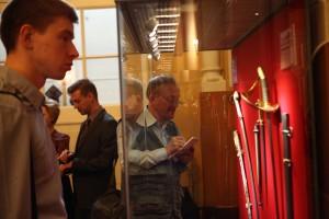 Школьники Мосрентгена посетили Алмазный фонд
