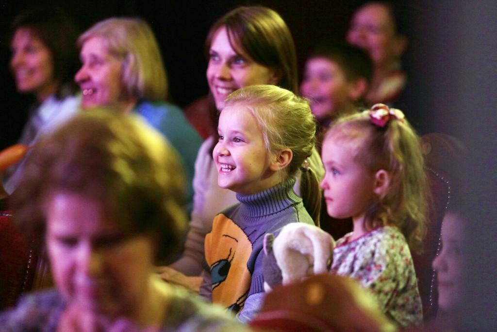 Волонтеры из Мосрентгена выступят перед детьми в Московском
