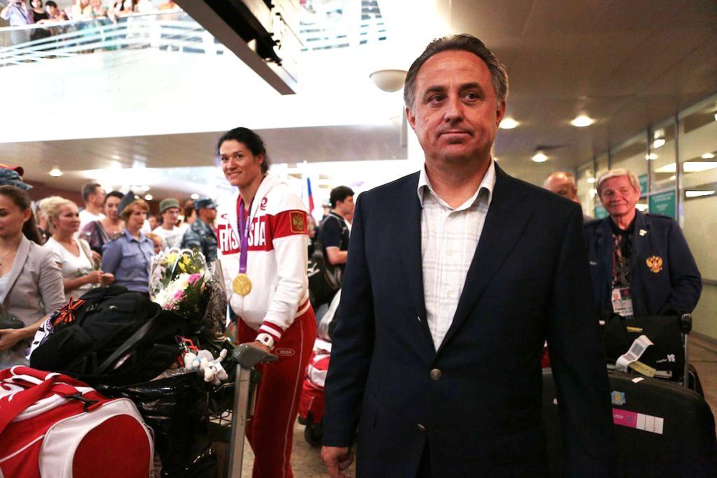 Мутко прокомментировал доклад комиссии WADA
