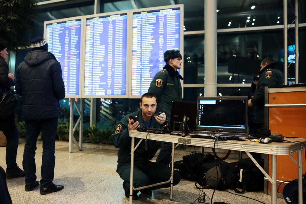 В «Домодедово» позаботились о безопасности своих пассажиров