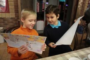 В Филимонковском прошел конкурс рисунков «Мы вместе»