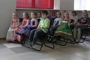 Сосенским детям покажут мультик о богатырях