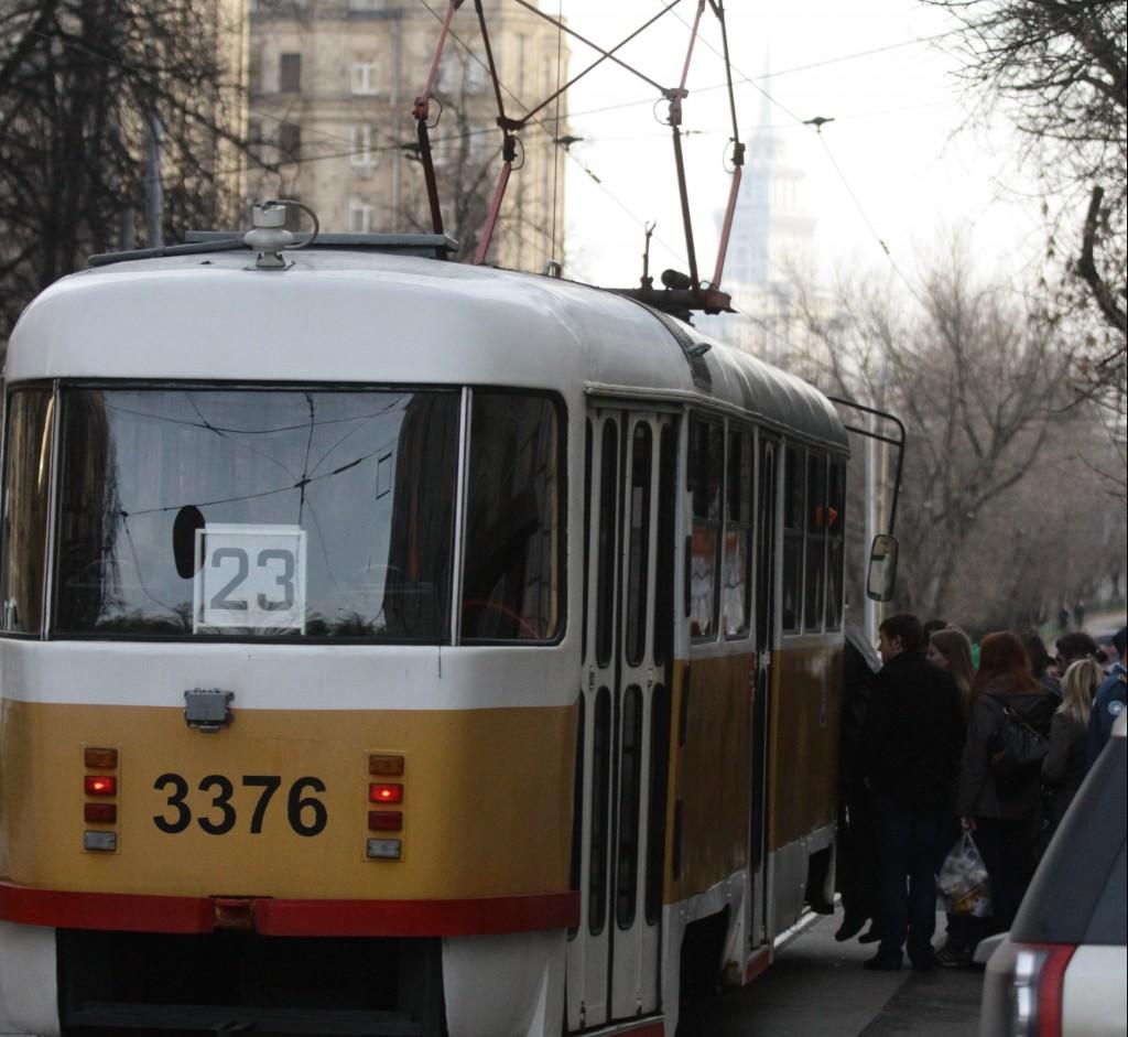 В Новой Москве проложат более 100 километров трамвайных линий