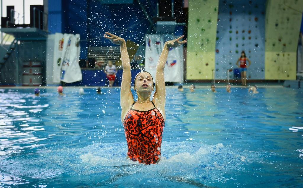 Семьи Новой Москвы смогут посоревноваться в плавании